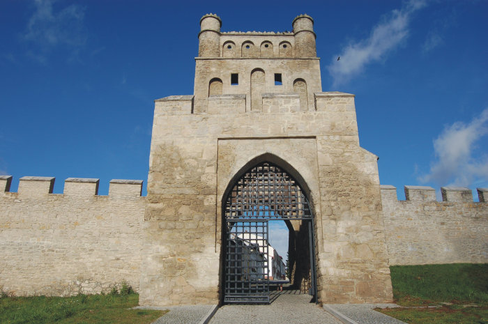 The Cracow Gate